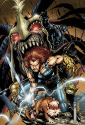Thundercats cover by Javilaparra