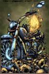 Ghost Rider my way