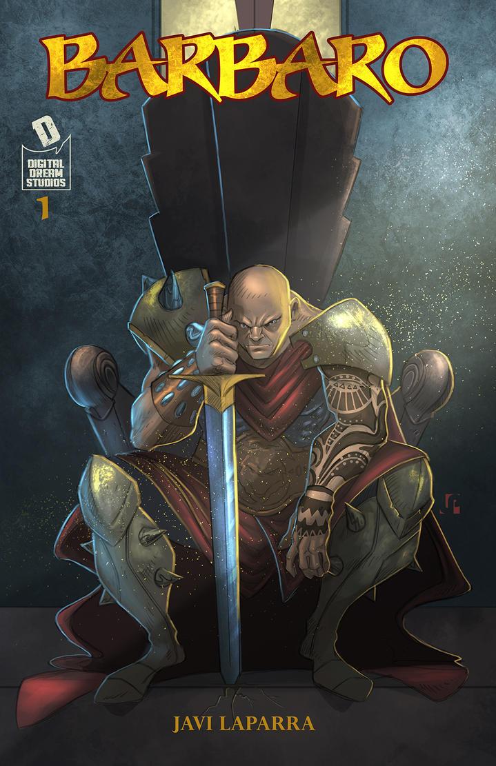 BARBARO Cover by Javilaparra