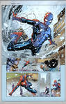 Spidey-avengers by Javilaparra