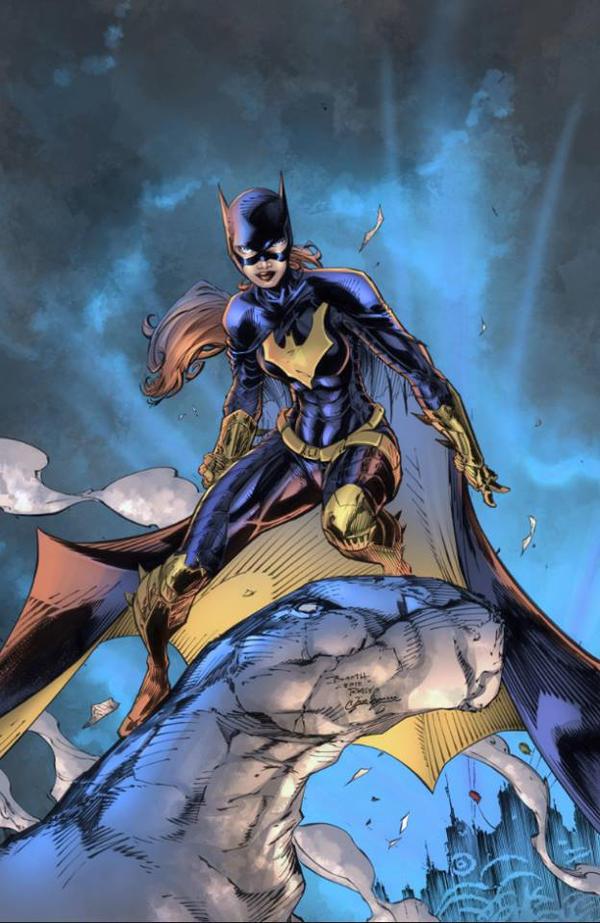 Batgirl by Javilaparra