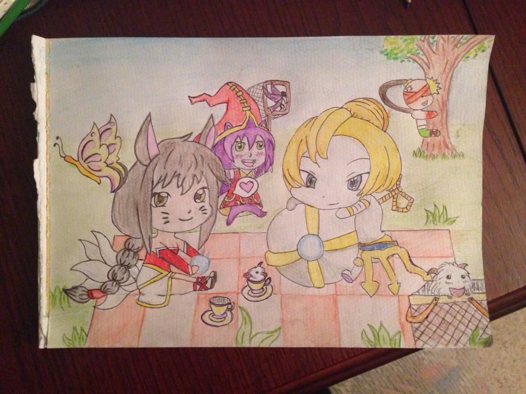 LoL Picnic by jules131