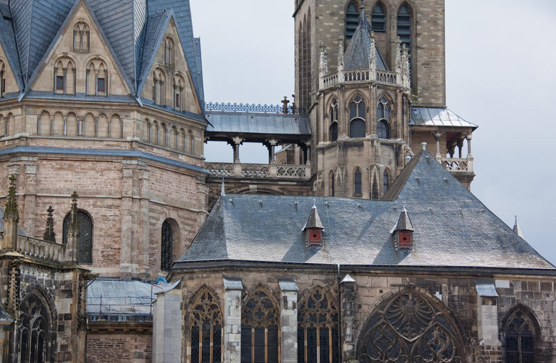 Cathedral of Aachen by Quit007