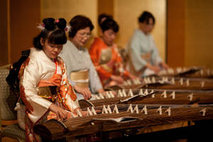 Koto Players by Quit007