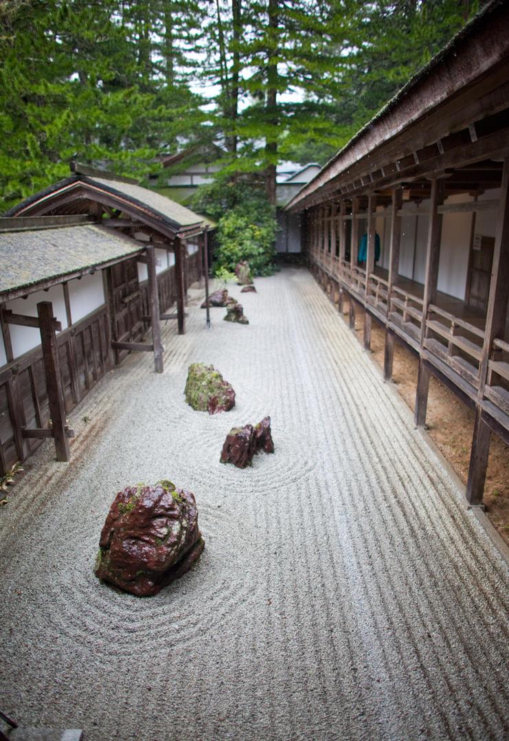 Kongoubu-ji 1 by Quit007