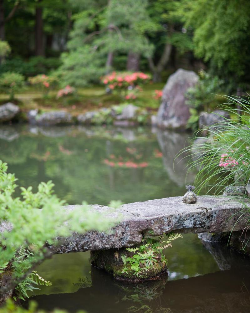 Stone On Stone Bridge by Quit007