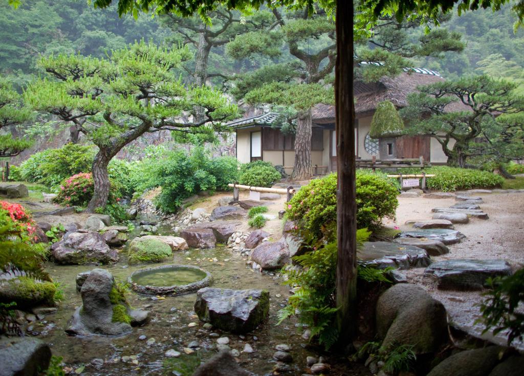Ancient Tea Ceremony Site by Quit007