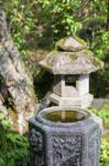 Lantern and Water Basin