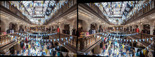 Jenners Edinburgh 3D
