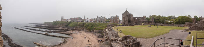 St Andrews and Castle