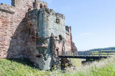 Tantallon Castle Gate
