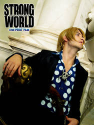 Sanji II - STRONG WORLD