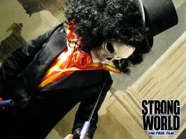 Brook II - STRONG WORLD by drwarumono
