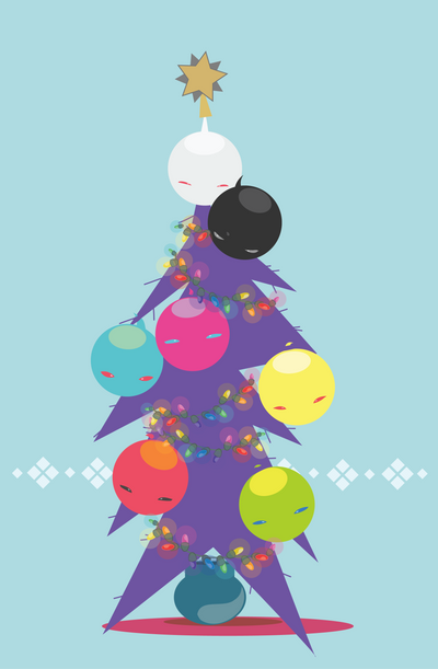 halo tree by drwarumono