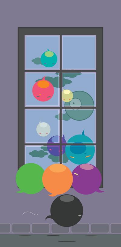 window by drwarumono