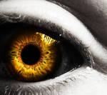 hollow eye