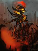 My Little Diablo by Huussii