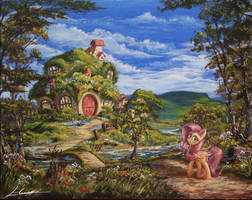 Home Sweet Home by Huussii