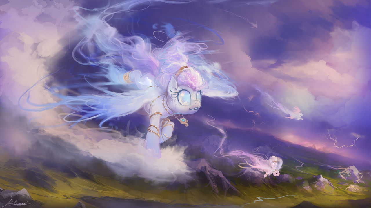 The Ancients of Wind
