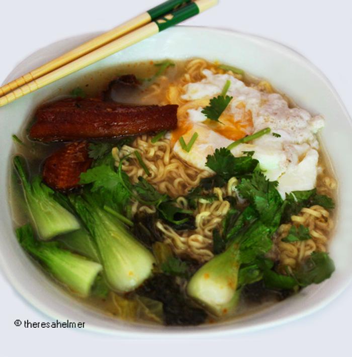 Ramen Noodles by theresahelmer