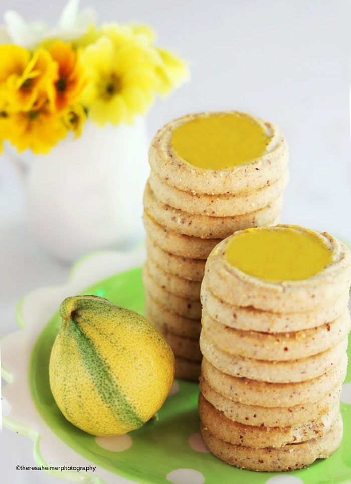 Lemon Sugar Cookies by theresahelmer
