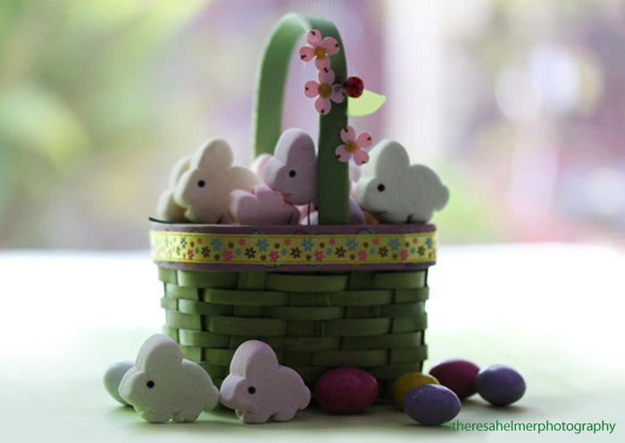 Marshmallow Bunnies by theresahelmer