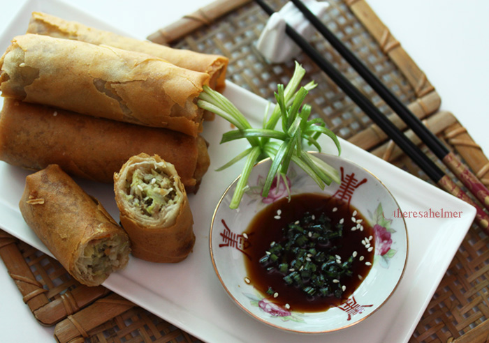 Spring Rolls by theresahelmer