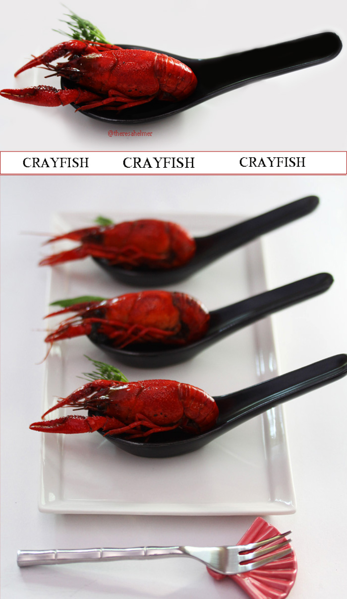 Crayfish Appetizer by theresahelmer