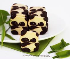 Panda Bear Cookies