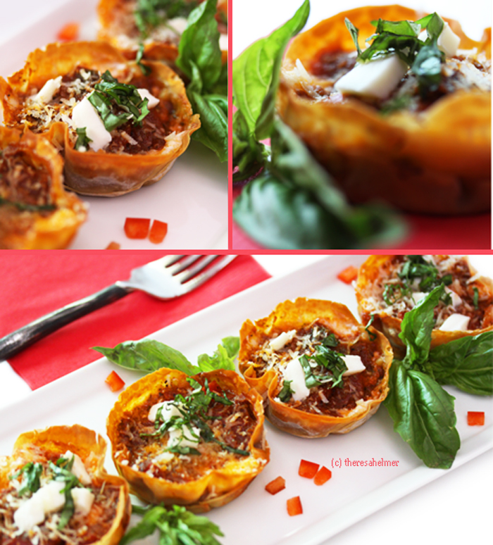 Lasagna Cups by theresahelmer