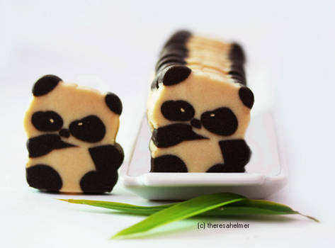 Panda Bear Cookies II