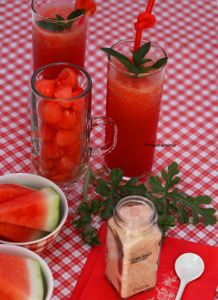 Watermelon Smoothie by theresahelmer