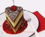 Tiramisu Chocolate Cake