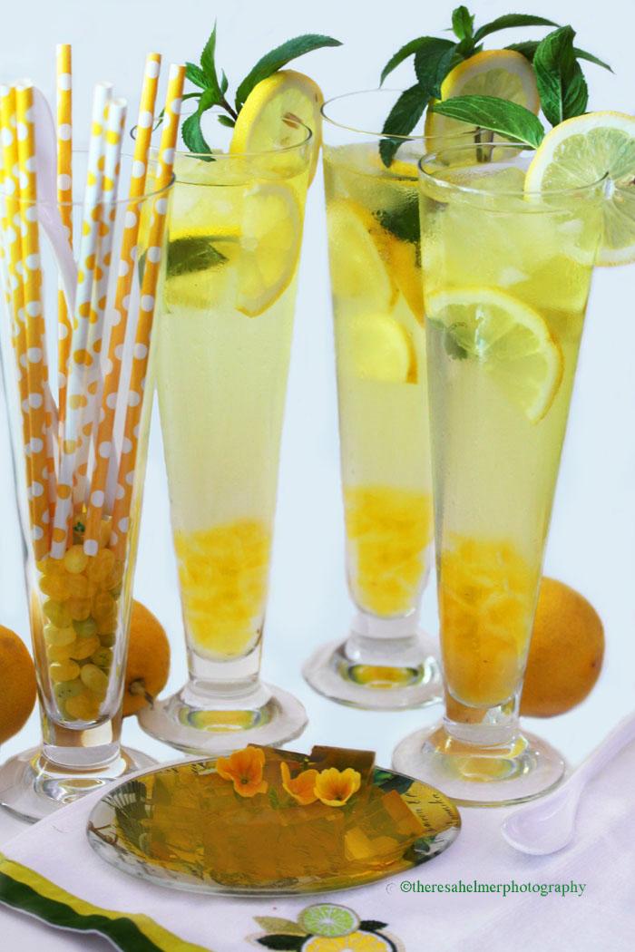Homemade Lemonade by theresahelmer
