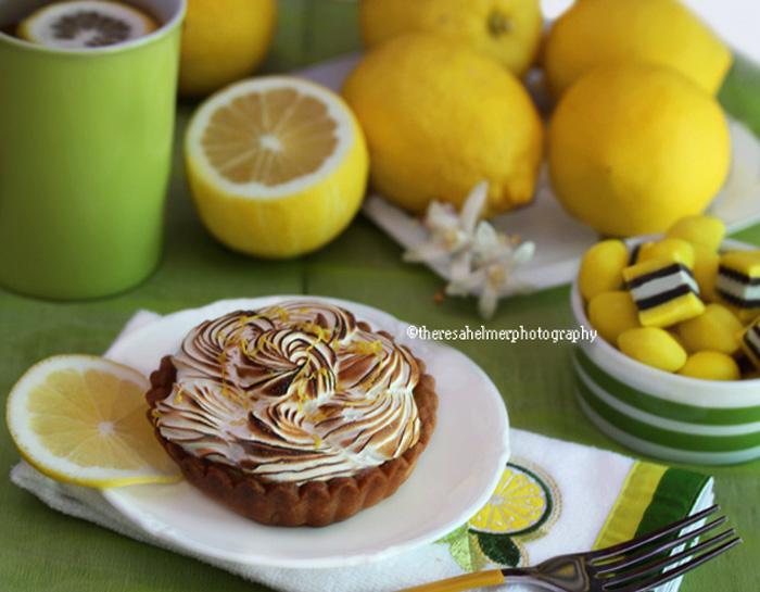 Lemon Meringue Pie by theresahelmer