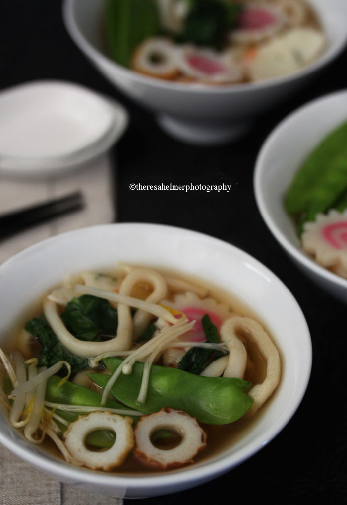 Homemade Udon Soup by theresahelmer