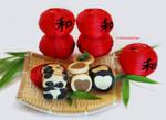 Panda Bear Cookies III