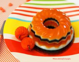 Citrus Jello by theresahelmer