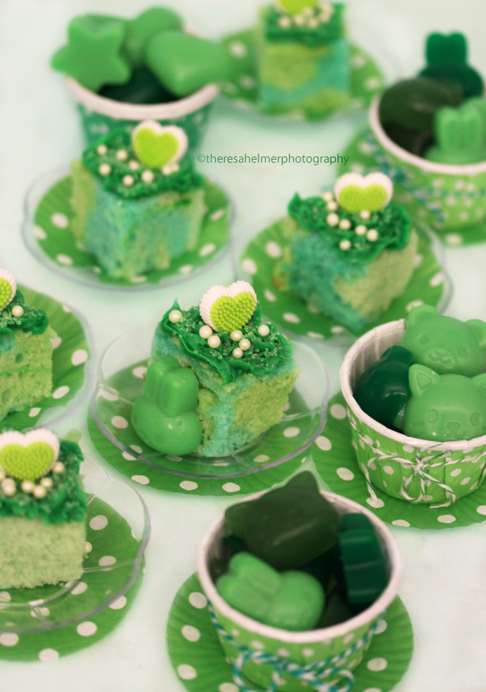For Alie...A Green Lemon Cake n Treats by theresahelmer
