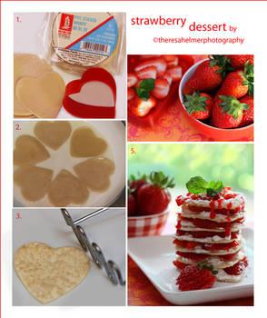 Strawberry Dessert II