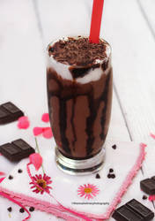Frozen Hot Chocolate by theresahelmer