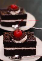 Your Everyday Dark Chocolate Cake