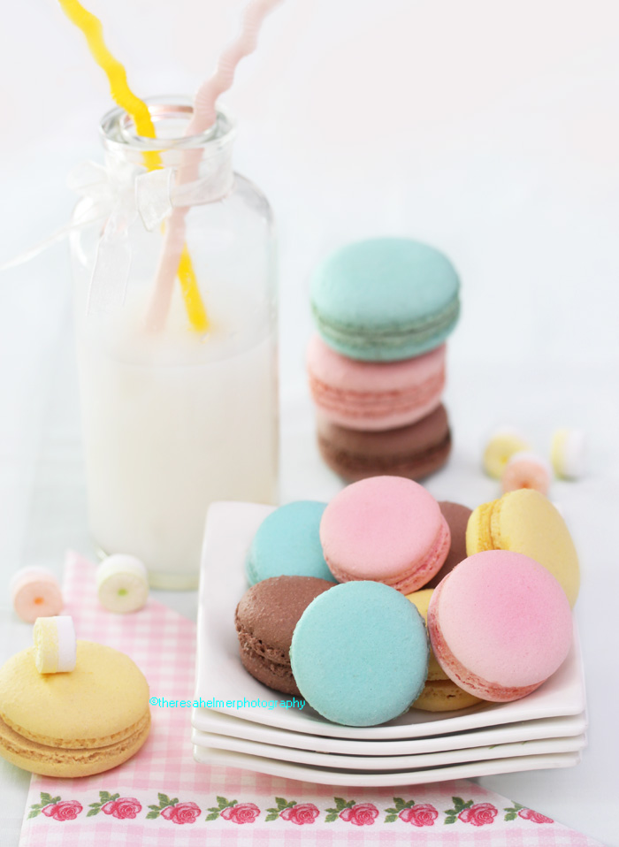 Delicious And Easy To Make...Macaroons (w/recipe) by theresahelmer