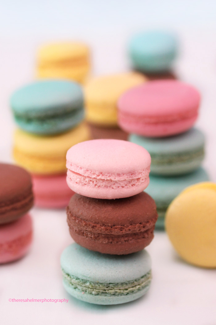 Macaroons (w/ recipe) by theresahelmer