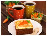 Delicious Homemade Carrot Cake