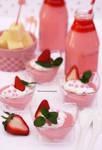 Chilled Strawberry Bisque