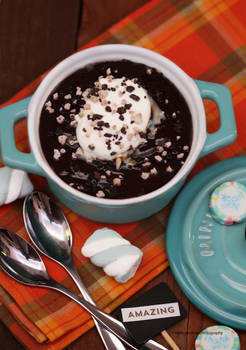 Chocolate Soup For Two (+recipe)