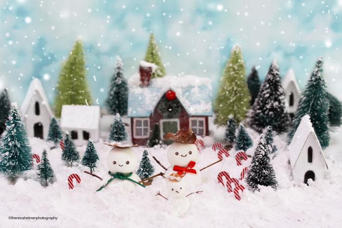 Winter Wonderland 2015 - New Sugar Creation by theresahelmer