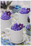 Lavender Mousse - A Delicious and Unique Dessert by theresahelmer