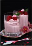 Delicious Raspberry Mousse
